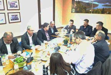 Συνάντηση για τους μικρούς ορεινούς δήμους με τη συμμετοχή του Δημάρχου Θέρμου