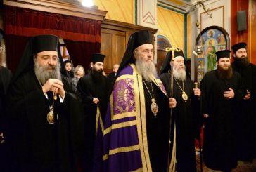 Κήρυγμα του Μητροπολίτη Ναυπάκτου και Αγίου Βλασίου κ. κ. Ιερόθεου στην Πάτρα