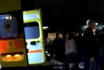 Στο νοσοκομείο 12χρονος από σύγκρουση αυτοκινήτου με μοτοσυκλέτα στην Αμφιλοχία