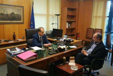 Κύκλος συναντήσεων του Περιφερειάρχη για την υλοποίηση των κυβερνητικών δεσμεύσεων