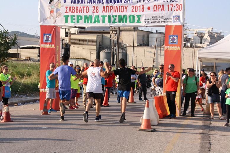Λαϊκός Αγώνας δρόμου 2018-agios artemios (8)