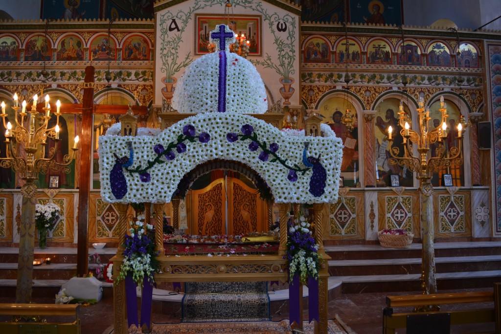 Ι. Ναός Αγίας Παρασκευής Παναιτωλίου