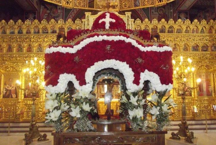 Ιερός Ναός Εισοδείων της Θεοτόκου Παντάνασσας