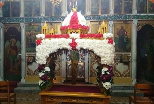 Ιερός Ναός Παμμεγίστων Ταξιαρχών Σαργιάδας