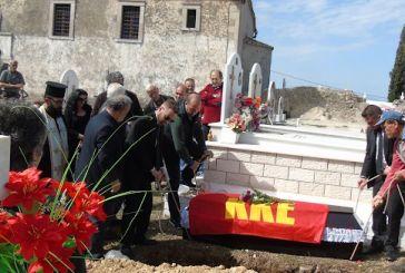 Σε κλίμα συγκίνησης το τελευταίο αντίο στον  Κώστα Ντάλα στα Παλιάμπελα