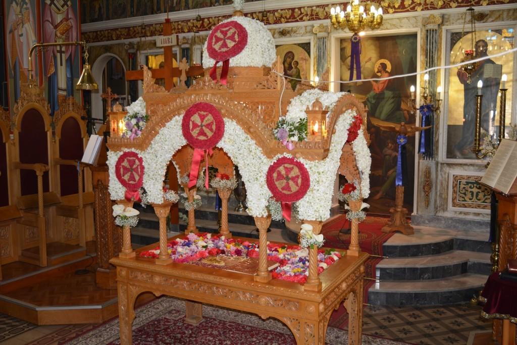 Ι. Ναός Αγίας Τριάδας Παναιτωλίου