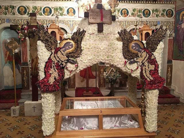 Ιερός Ναός Αγίου Νικολάου Σκουτεράς