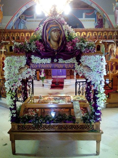 Ιερός Ναός Αγίου Αθανασίου Γιαννουζίου - Αγρινίου