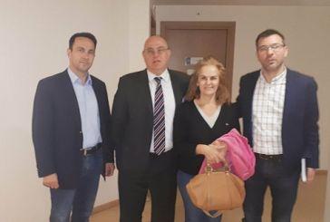 Συνάντηση στο υπουργείο Εξωτερικών για την προώθηση  των αγροτικών προϊόντων της Δυτικής Ελλάδας σε διεθνείς αγορές