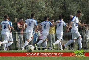 Νίκη επί της Φλόγας Παλαιομάνινας και 2η θέση για την ΑΕΜ