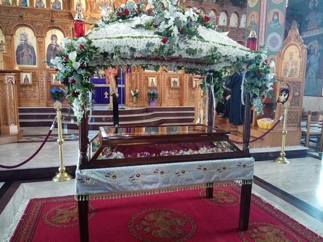 Iερός Ναός Αγίας Τριάδας Αγρινίου