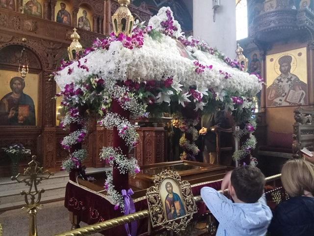Iερός Ναός Αγίου Κωνσταντίνου και Ελένης