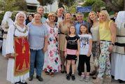 Παραδοσιακό αντάμωμα του Πολιτιστικού Συλλόγου Αιτωλοακαρνάνων Νέας Σμύρνης »ο Αχελώος»