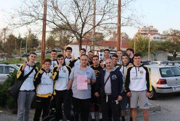 Μπάσκετ: Απολογισμός της ΑΛΦΑ 93 για τη συμμετοχή της στο Πανελλήνιο Πρωτάθλημα Παίδων