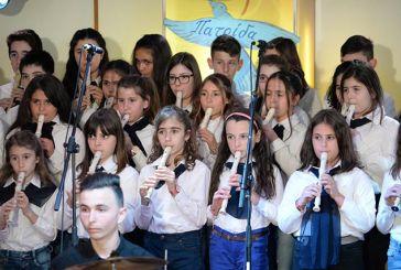 Διέπρεψε στην Καρδίτσα η χορωδία & η ορχήστρα του Δημοτικού Σχολείου Δοκιμίου