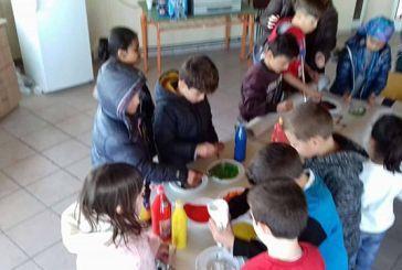 Με τη συμμετοχή του Δημοτικού Σχολείου Παλιάμπελων η δράση «Μαζί»