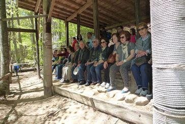 Η διήμερη εκδρομή της Ιστορικής και Αρχαιολογικής Εταιρείας σε Νυμφαίο, Φλώρινα και Καστοριά