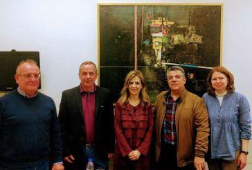 Με αγρινιώτικο χρώμα η συνάντηση της Υφυπουργού Παιδείας για την ελληνόγλωση εκπαίδευση Γερμανίας