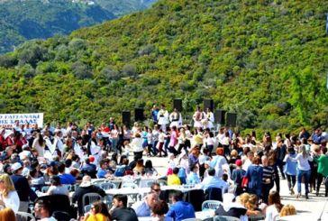 Το Γαϊτανάκι της Σκάλας Ναυπακτίας – Ένα έθιμο από την Τουρκοκρατία
