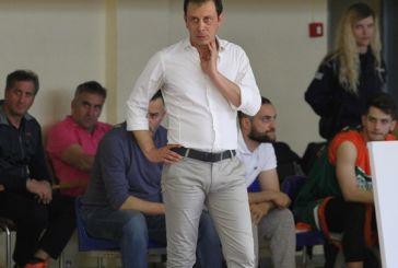 Γιάννης Διαμαντάκος: Εμείς θα συνεχίζουμε να παίζουμε μόνο μέσα στον αγωνιστικό χώρο…