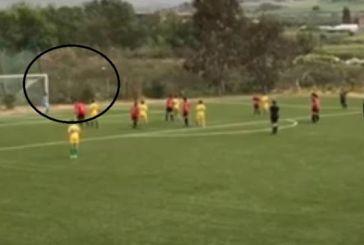 «Τηλεκατευθυνόμενη» γκολάρα  από 13χρονο του ΑΟ Παλαίρου  (video)