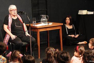 Η παρουσίαση του νέου βιβλίου της Ξένιας Καλογεροπούλου στο Αγρίνιο
