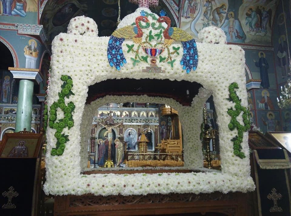 Ιερός Ναός Αγίου Γεωργίου Καμαρούλας