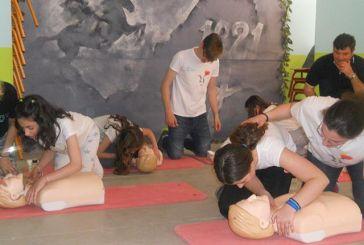 "«Kids Save Lives – Τα Παιδιά Σώζουν Ζωές"" στο 17ο Δημοτικό Σχολείο Αγρινίου"