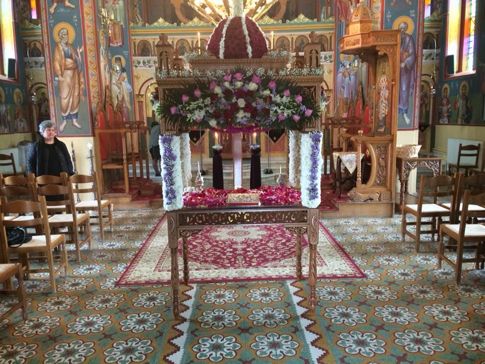 Ιερός Ναός Αγίου Παντελεήμονος Κυψέλης