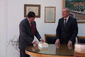 Συναντήσεις του Προέδρου του Ελληνοβουλγάρικου Επιμελητηρίου στην Αιτωλοακαρνανία