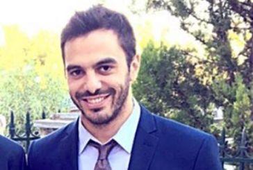 Ο 27χρονος Μανώλης Χριστοδουλάκης Γραμματέας της ΚΠΕ του Κινήματος Αλλαγής