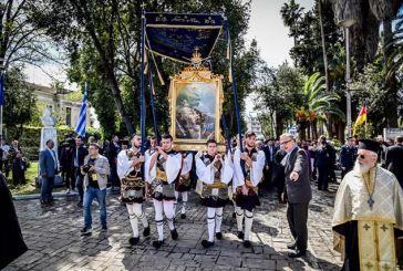 Κορυφώθηκαν οι εορτασμοί για την Έξοδο του Μεσολογγίου (φωτό)