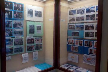 Έκθεση  στο Αγρίνιο με θέμα «Έλληνες Ολυμπιονίκες και Έλληνες Ολύμπιανς»