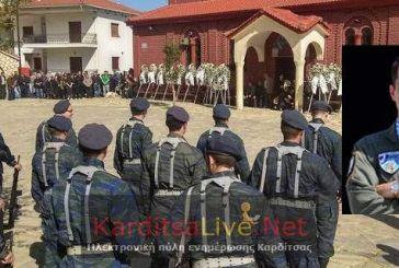Σμηναγός Μπαλταδώρος: Σε λαϊκό προσκύνημα η σορός του ήρωα πιλότου -Μεσίστιες οι σημαίες στο Μορφοβούνι