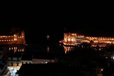 Η Μεγάλη Παρασκευή στη Ναύπακτο (video)