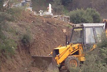 Εργασίες αναβάθμισης σε κοιμητήρια του δήμου Αγρινίου