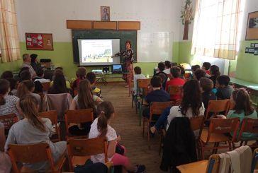 Εκδήλωση για το παιδικό βιβλίο στο 4ο Δημοτικό Σχολείο Αγρινίου