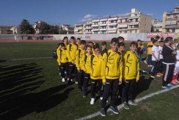 Η Κ13 του Παναιτωλικού στο Ναύπλιο για το «Valencia C.F. Elite Tournament»