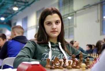 Ασημένιο μετάλλιο στο Πανελλήνιο Μαθητικό Πρωτάθλημα Σκακιού για μαθήτρια του 2ου Γυμνασίου Ναυπάκτου