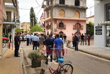 Μεσολόγγι: συμπλοκή Ρομά έξω από την Αστυνομική Διεύθυνση