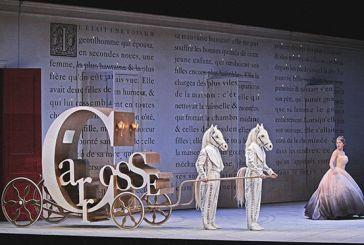 Η παραμυθένια όπερα «Σταχτοπούτα» απευθείας από τη Νέα Υόρκη στο ΔΗΠΕΘΕ Αγρινίου