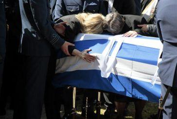 Στον ουρανό που τόσο αγάπησε – Η Ελλάδα αποχαιρέτισε τον ήρωά της