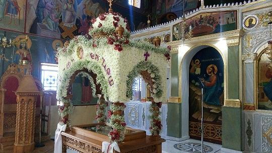 Iερός Ναός Αγίου Νικολάου Μεσάριστας