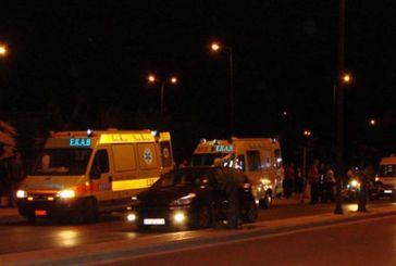 Ολυμπία Οδός: Σοβαρό τροχαίο με εγκλωβισμό ατόμων σε ΙΧ στο τούνελ της Παναγοπούλας