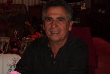 Αμφιλοχία: «Έφυγε» ο εκπαιδευτικός Β. Τσούκας