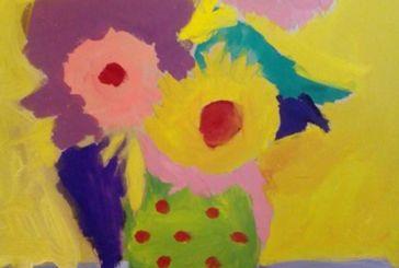 Έκθεση ζωγραφικής μαθητών του Πολιτιστικού Συλλόγου Λουτρού