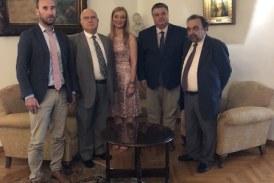 Πρωτόκολλο Συνεργασίας  θα υπογραφεί τον Ιούλιο μεταξύ  Μεσολογγίου και  Γκλουμποκόγιε της Λευκορωσίας,