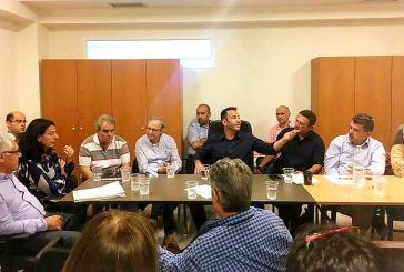 Σύσκεψη για θέματα σταυλικών εγκαταστάσεων