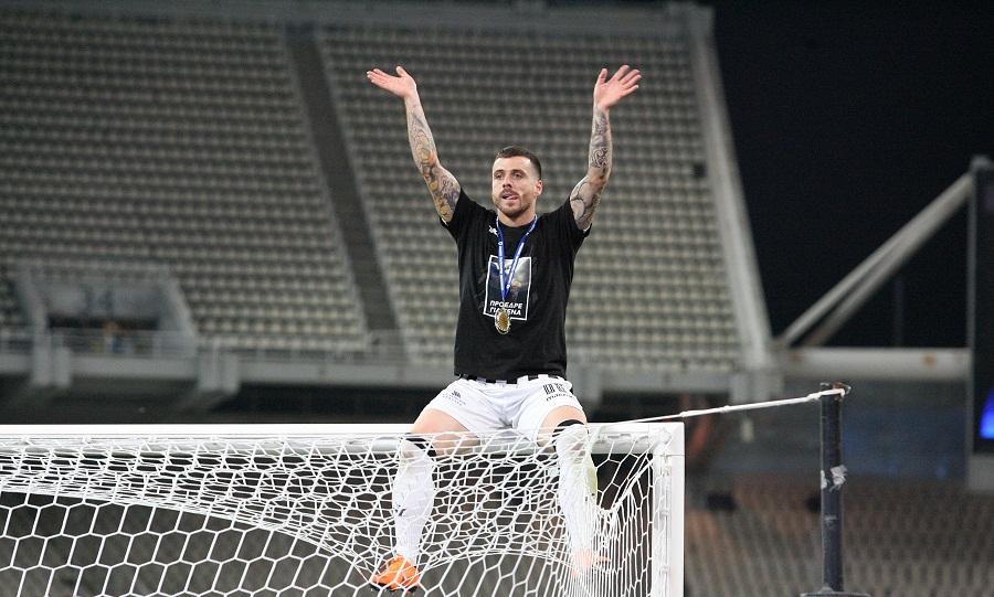 ÁÅÊ - ÐÁÏÊ (ÔÅËÉÊÏÓ ÊÕÐÅËËÏÕ 2017-2018) AEK - PAOK (CUP FINAL 2017-2018)