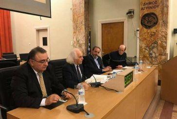 """Παρουσιάστηκε στο Αγρίνιο το βιβλίο «Ιστορία των Συνεταιρισμών στην Ελλάδα"""""""